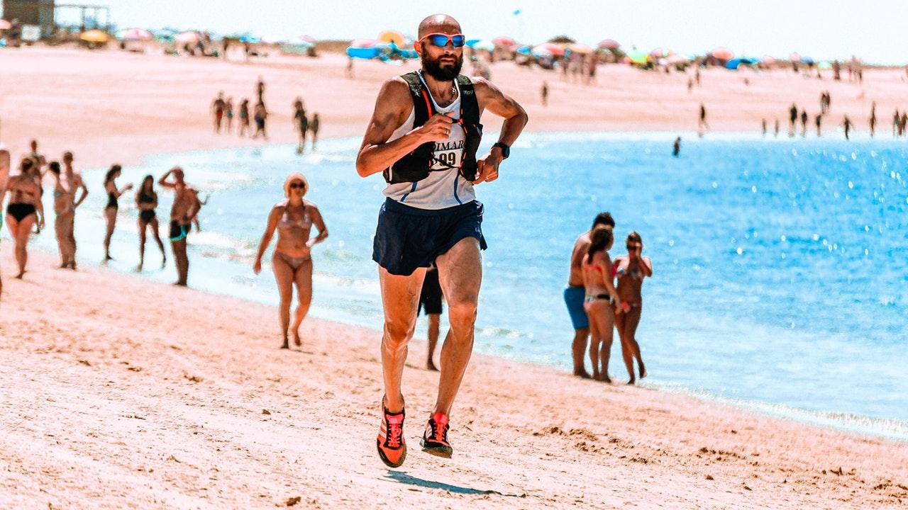 Sex goda hälsovinster med löpning