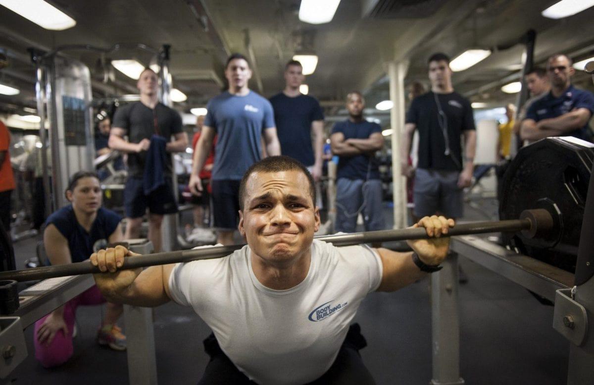 Principer för muskeltillväxt