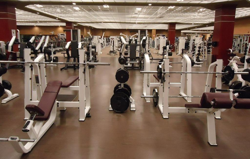 Basövningar för muskeltillväxt
