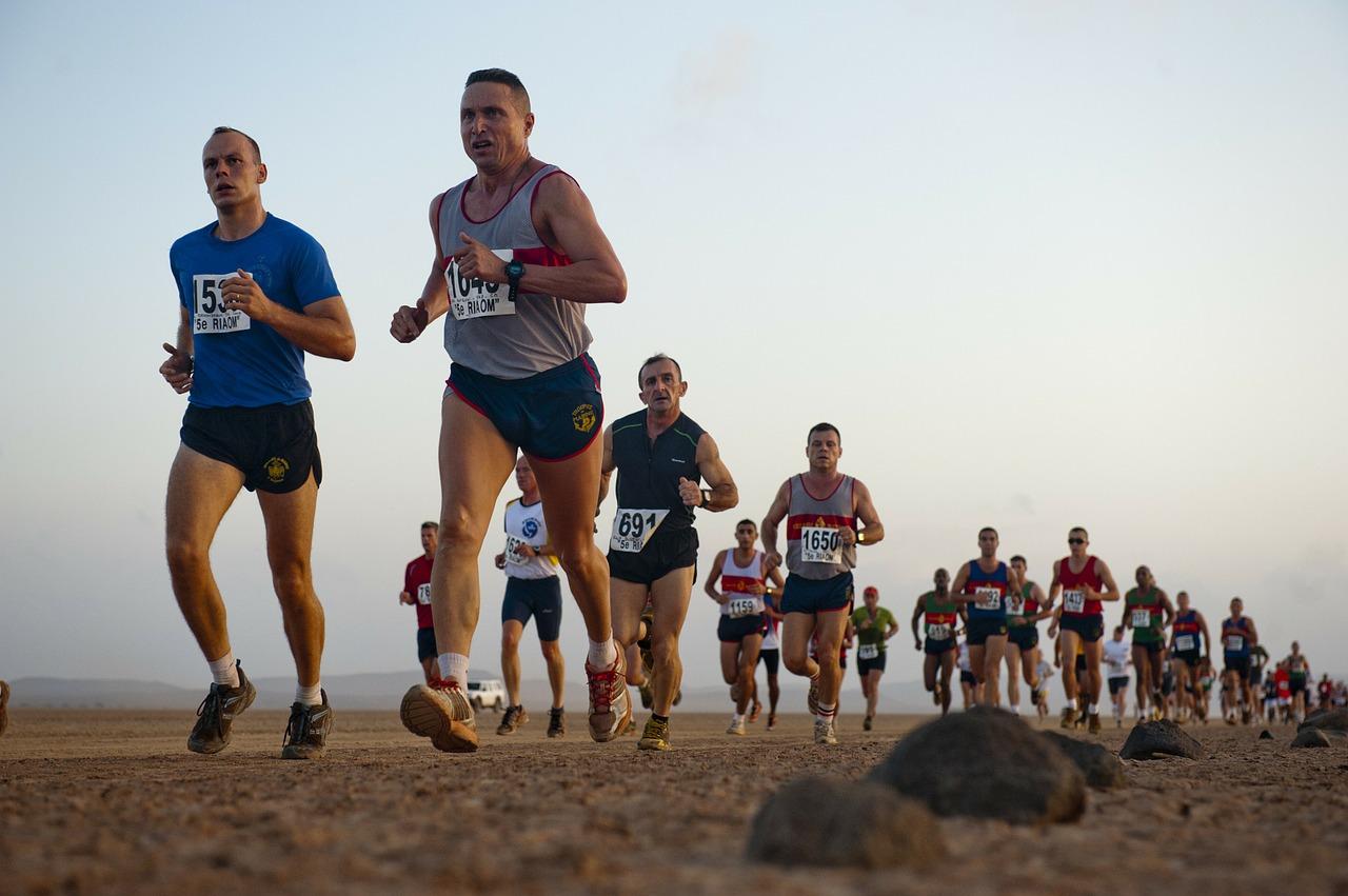 Ett bättre löpsteg ger färre skador